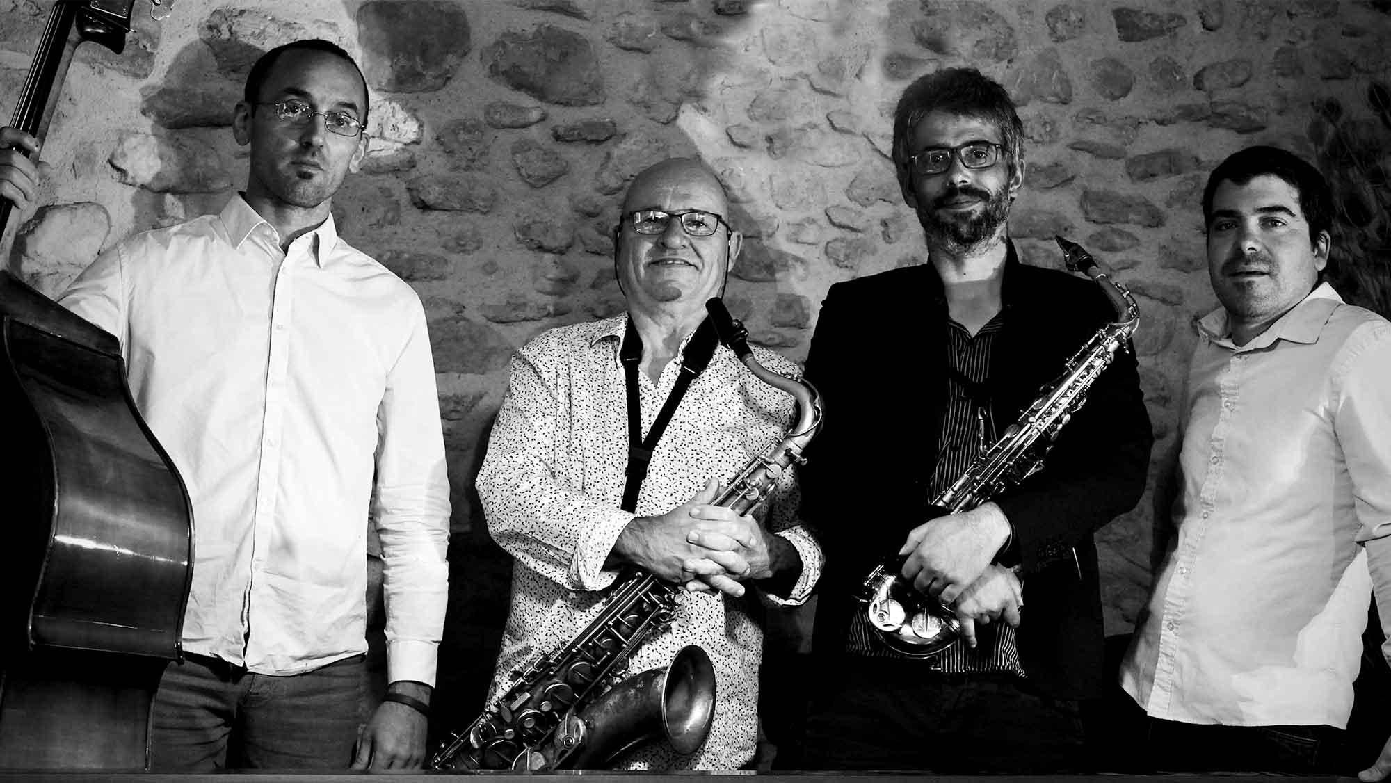 """Groupe lauréat 2016 du dispositif """"jazz en Drôme"""""""